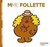 Madame Follette - Couverture - Format classique