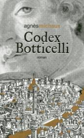 Codex Botticelli - Couverture - Format classique