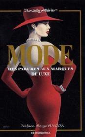 Mode ; Des Parures Au Marques De Luxe - Couverture - Format classique