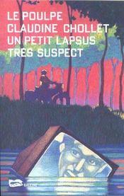 Un Petit Lapsus Tres Suspect - Intérieur - Format classique