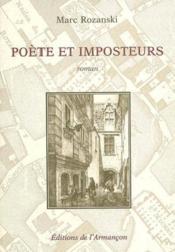 Poete Et Imposteurs - Couverture - Format classique