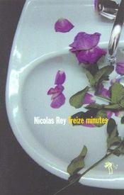 Treize minutes - Intérieur - Format classique