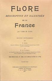 Flore descriptive et illustrée de la France t.2 - Intérieur - Format classique