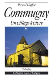 Commugny, Un Village A Vivre - Couverture - Format classique