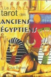 Coffret le tarot des anciens egyptiens - Couverture - Format classique