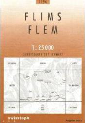 Flims flem ; 1194 - Couverture - Format classique