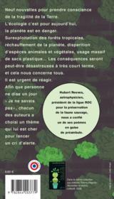 Nouvelles vertes - 4ème de couverture - Format classique