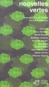Nouvelles vertes - Intérieur - Format classique