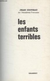 Les Enfants Terribles. - Couverture - Format classique