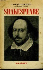 Shakespeare. - Couverture - Format classique