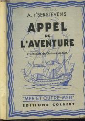 Appel De L'Aventure. - Couverture - Format classique