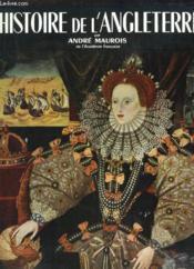 Histoire de l'Angleterre - Couverture - Format classique