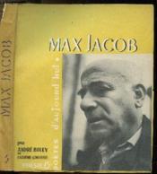 Max Jacob - Collection Poetes D'Aujourd'Hui N°3 - Couverture - Format classique