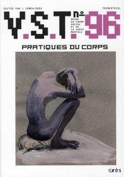 Vst 096 - pratiques du corps - Intérieur - Format classique