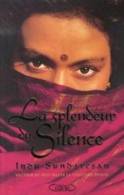 La splendeur du silence - Couverture - Format classique