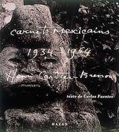 Carnets mexicains, 1934-1964 - Intérieur - Format classique