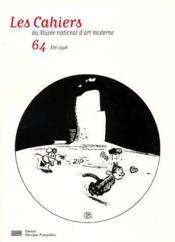 Cahiers du musee d'art moderne t.64 - Couverture - Format classique