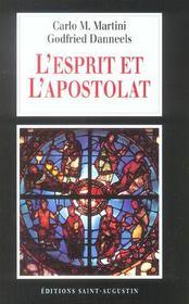 L'esprit et l'apostolat - Intérieur - Format classique