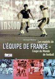 Football : Les Exploits De L'Equipe - Couverture - Format classique