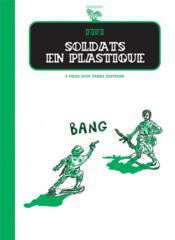 Soldats en plastique - Couverture - Format classique