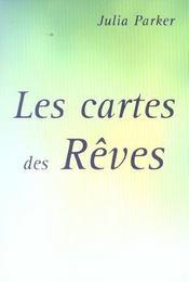 Coffret Les Cartes Des Reves - Intérieur - Format classique
