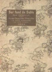 Sur fond de sable, précédée de, Le loufophone - Couverture - Format classique