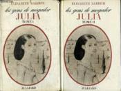 Julia Tome 1 Et 2. - Couverture - Format classique