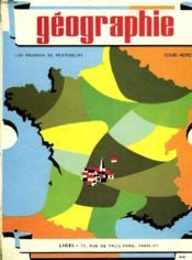 GEOGRAPHIE, COURS MOYEN (1re ET 2e ANNEES), CLASSES DE 8e ET 7e - Couverture - Format classique
