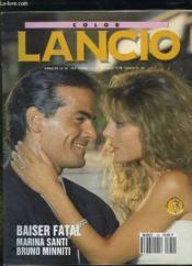 Lancio Color N° 181. Baiser Fatal Avec Marina Santi Et Bruno Minniti. - Couverture - Format classique