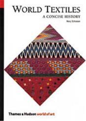 World Textiles (World Of Art) /Anglais - Couverture - Format classique