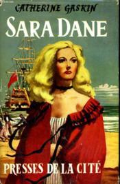 Sara Dane - Couverture - Format classique