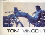 Plaquette D'Invitation Galerie Cernuschi Caravan De France Pour Les Oeuvres De Tom Vincent En Octobre 1972. - Couverture - Format classique