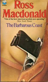 The Barbarous Coast - Couverture - Format classique