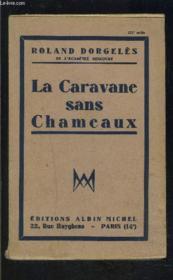 La Caravane Sans Chameaux - Couverture - Format classique
