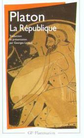 telecharger La republique (nouvelle edition) livre PDF en ligne gratuit