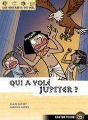 Les enfants du Nil T.5 ; qui a volé Jupiter ? - Intérieur - Format classique