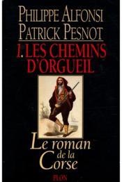Chemins D'Orgueil T.1 - Couverture - Format classique