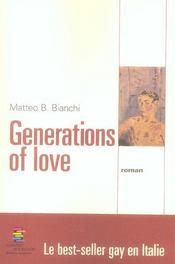 Generations of love - Intérieur - Format classique