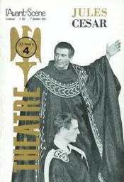 Revue L'Avant-Scene Theatre ; Jules César - Couverture - Format classique