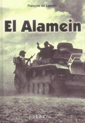 El alamein - Couverture - Format classique