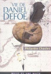 Vie de daniel defoe - Intérieur - Format classique