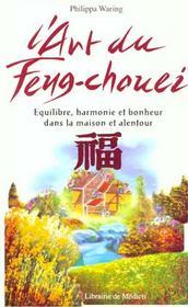 L'art du feng chouei ; 2e edition - Intérieur - Format classique