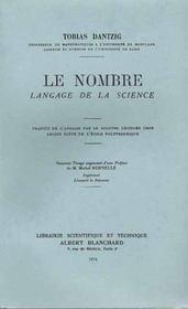 Le nombre ; langage de la science - Intérieur - Format classique