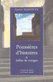 Poussieres d'histoires et bribes de voyages - Intérieur - Format classique