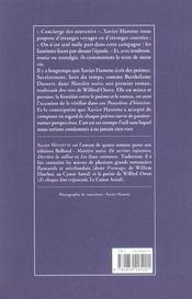 Poussieres d'histoires et bribes de voyages - 4ème de couverture - Format classique
