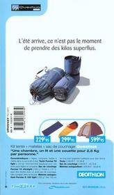 Uruguay 2001, le petit fute - 4ème de couverture - Format classique