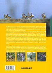 Connaitre la chasse du chevreuil - 4ème de couverture - Format classique