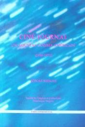 Cine-journal-un nouveau cinema americain (1959-1971) - Couverture - Format classique