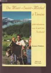Du mont-saint-michel a venise - Couverture - Format classique
