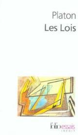 Les lois - (extraits) - Couverture - Format classique